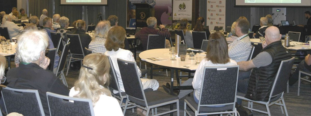 National Olive Industry Conference & Trade Exhibition